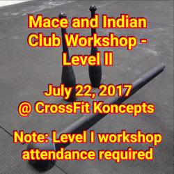 Level2_MaceAndIndianClubs