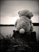 Alone_teddy_by_jujudesign