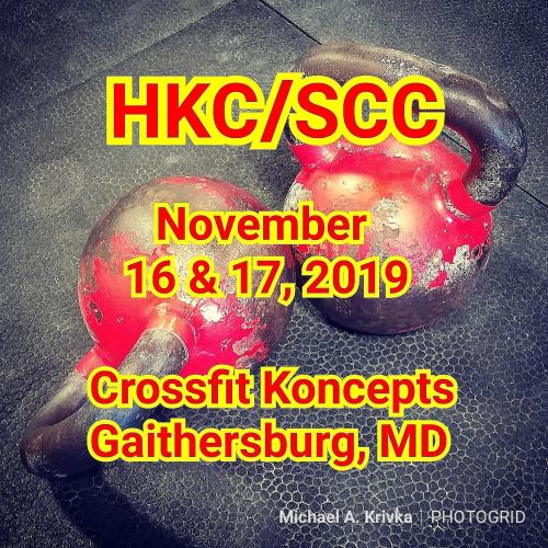 HKC SCC November 2019
